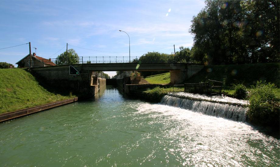 kanalveien til middelhavet frankrike
