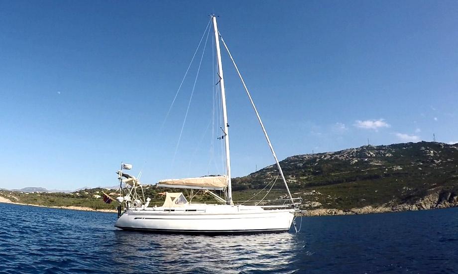 Seiling til Korsika i Middelhavet (2)