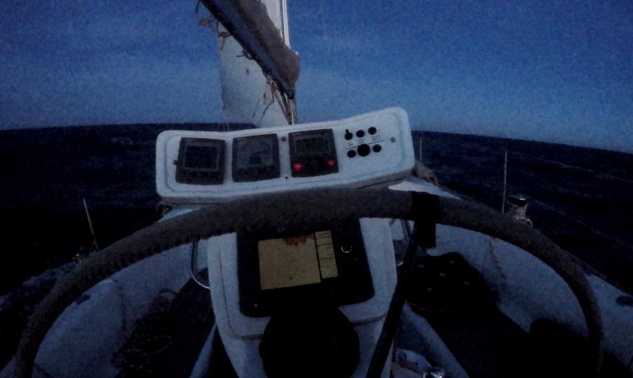 Seiling til Korsika i Middelhavet (3)