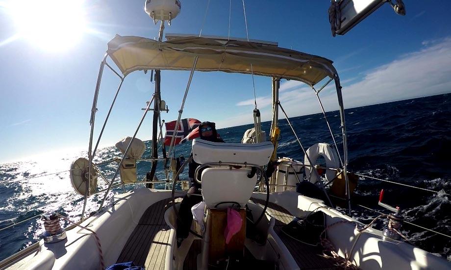 Seiling til Korsika i Middelhavet (6)