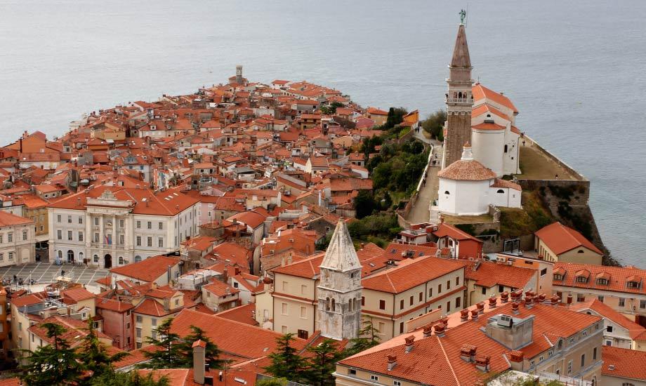 Piran gamleby