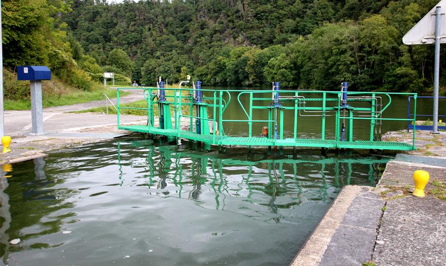 kanalveien til middelhavet praktisk