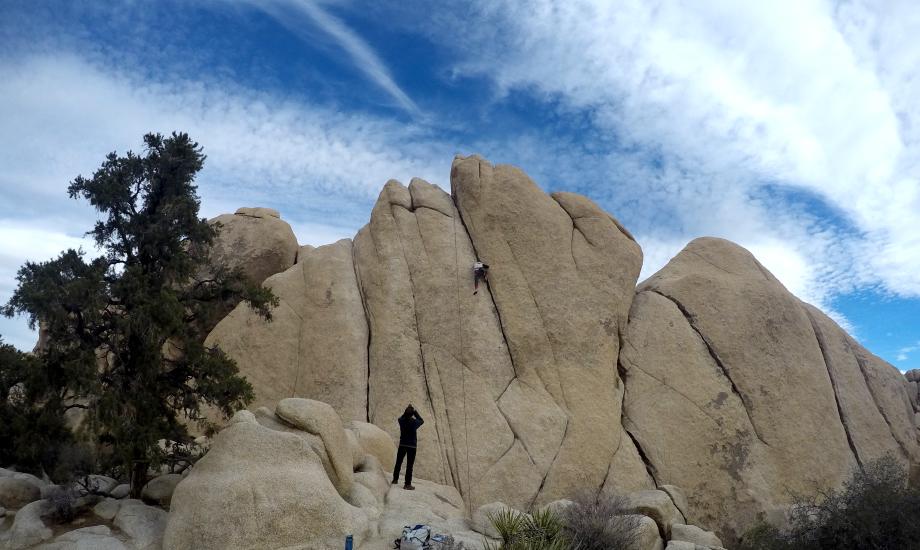joshua tree national park climbing (2)