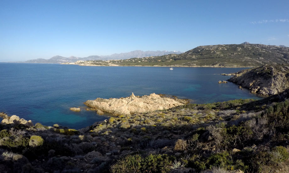 Seiling til Korsika i Middelhavet (12)