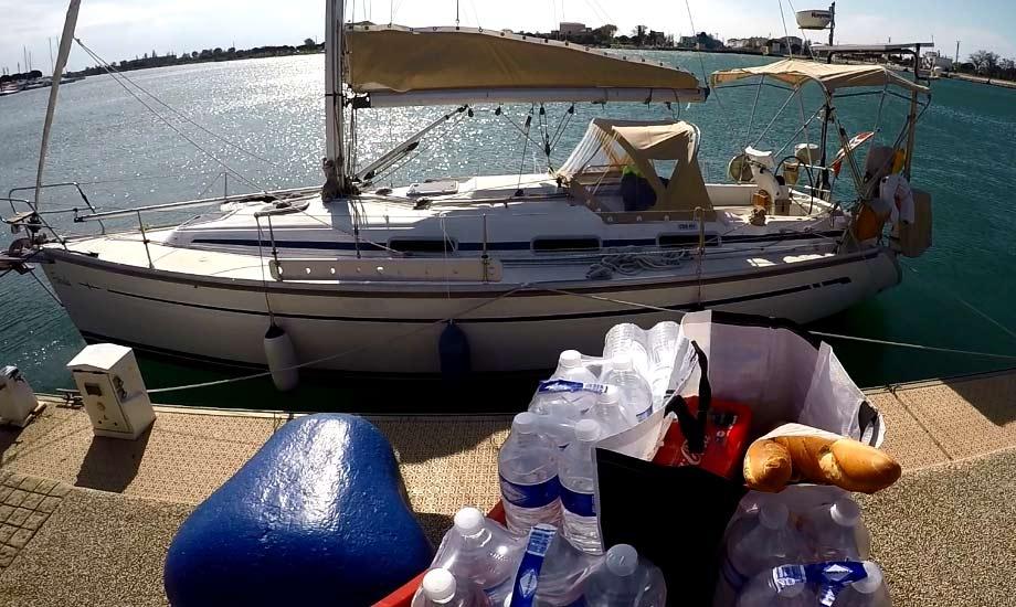 Seiling til Korsika i Middelhavet (8)